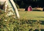 Camping Royaume-Uni - (9) Camping Pod near Lake-2