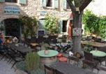 Hôtel Oppède - Le Petit Cafe-3
