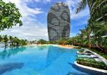 Hôtel Sanya - Sanya Phoenix Island Dawn of Ocean Holiday Hotel-1