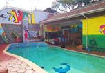 Hôtel Afrique du Sud - Khululekani - The Rasta hide out-4