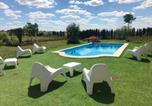Location vacances Añora - House with 3 bedrooms in Alcaracejos with shared pool enclosed garden and Wifi-1