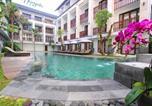 Hôtel Kuta - Grand La Walon Hotel-1