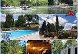 Camping avec Piscine Thiviers - Camping La Ripole-1