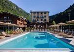 Hôtel 4 étoiles Les Houches - Bestwestern Plus Excelsior Chamonix Hôtel & Spa-1