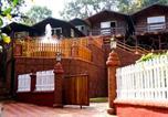 Hôtel Anjuna - Tranquility Cottage Resorts-4