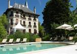 Hôtel Enchastrayes - Villa Morelia-3