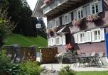 Location vacances Hittisau - Pension Tannenbaum-4
