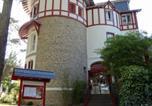 Hôtel Bord de mer de La Baule - Hotel Les Pléiades La Baule-1
