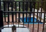 Location vacances Jimera de Líbar - Apartamento Estación 54-4