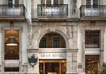 Hôtel Oviedo - Gran Hotel España-1