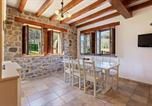 Location vacances Muxika - Villa with 4 bedrooms in Bizkaia with private pool and furnished terrace-4