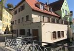 Hôtel Kranzberg - Milchhaus-Service Apartments-3