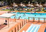 Camping avec Ambiance club Languedoc-Roussillon - Camping La Palmeraie-1
