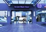 Hôtel San Juan - San Juan Beach Hotel-1