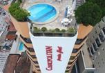 Hôtel Santos - Cosmopolitan Praia Flat-1