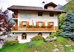 Hôtel Trentin-Haut-Adige - Alpen Hotel Rabbi-1