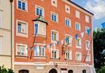 Hôtel Wasserburg am Inn - Hotel Pfaubräu-1