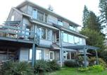 Hôtel Campbell River - Quadra Island Harbour House-4