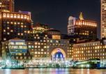 Hôtel Boston - Boston Harbor Hotel-1