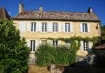 Location vacances Monsac - Lanquais Villa Sleeps 10 Wifi-1