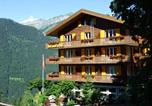 Hôtel Les chutes du Trümmelbach  - Hotel Bellevue-Wengen-3