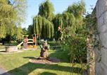 Camping avec Parc aquatique / toboggans Vienne - Camping La Rivière-4