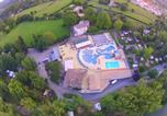 Camping avec Site nature Thoiras - Yelloh! Village - Le Castel Rose-3
