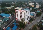 Hôtel Myanmar - Shekinah Hotel Pathein-1