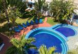 Hôtel Puerto Escondido - Hotel Rivera Del Mar-1