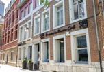 Hôtel Grâce-Hollogne - Amosa Liège City Centre Hotel-1