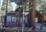Location vacances Big Bear Lake - Badger Chalet-3