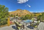 Location vacances Pocatello - Central Lava Hot Springs Studio with Deck and Views!-1