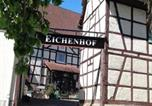 Hôtel Eisenach - Hotel Bad Langensalza Eichenhof-3