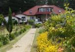 Location vacances Borne Sulinowo - Apartamenty Dom nad Jeziorem-1