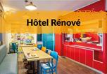 Hôtel Villefranque - Hotelf1 Bayonne-1