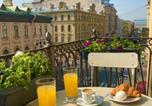 Hôtel Saint-Pétersbourg - Tchaikovsky House-1
