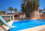 Location vacances Benissa - Villas Costa Calpe - Tenis Janka-3
