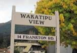 Location vacances Queenstown - Wakatipu View Apartments-3