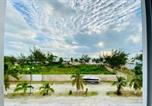 Location vacances Isla Mujeres - 3-Bed Apartment with sea views in Punta Sam-1