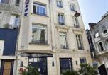 Hôtel Bordeaux - The Originals Boutique, Hôtel La Tour Intendance, Bordeaux (Qualys-Hotel)-1