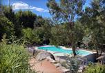 Camping avec Piscine couverte / chauffée Thoiras - Camping La Salendrinque-1