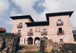 Hôtel Peñarrubia - Arha Casona de Carmona (Antiguo Parador de Carmona-Cantabria)-1