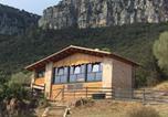Location vacances Susqueda - Casa de invitados en plena naturaleza-3