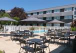 Hôtel 4 étoiles Trouville-sur-Mer - Novotel Caen Côte de Nacre-3
