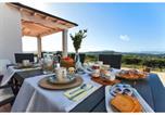 Location vacances Villanova Monteleone - Alghero, Villa Carrabuffas for 810 people with sea view-1