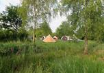 Camping Groningue - Watersportcamping Cnossen Leekstermeer-2