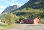 Camping Tromsø - High-North Camp Birtavarre-1