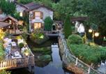 Hôtel 4 étoiles Champagnac-de-Belair - Le Moulin du Roc - Les Collectionneurs