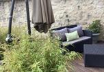 Location vacances  Yvelines - Maison Proche de Paris avec jardin équipé et Wifi gratuit-3