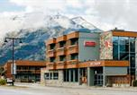 Hôtel Jasper - The Crimson Jasper-1